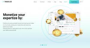 Tradelize social trading platform