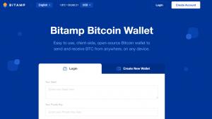 BitAmp wallet