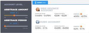 ArbiSmart review investment calculator