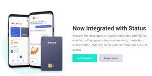 Keycard review Status app