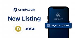 Crypto.com dogecoin