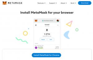 Matamask browser