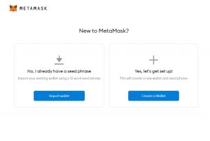 metamask guide new wallet