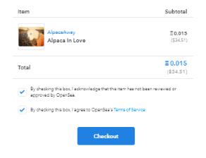 alpaca in love