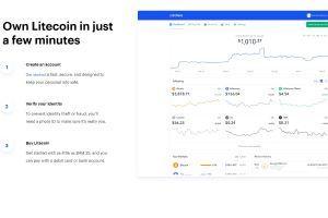 Coinbase LTC