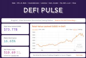 defi pulse yield farming
