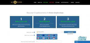 BC Bitcoin exchange review
