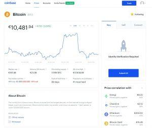 Coinbase review account portfolio