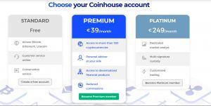 Coinhouse review 2021