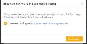 Margin Trading ByBit 2021