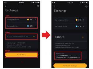 ByBit asset exchange 2021
