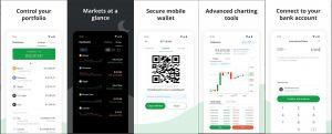 Bitstamp review mobile app