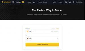 Binance Review Basic