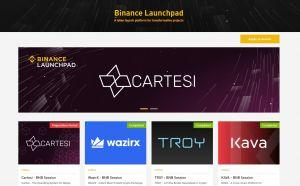 Binance review binance launchpad
