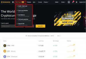 Binance review fiat gateway