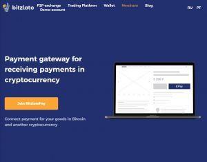 Bitzlato payment gateway