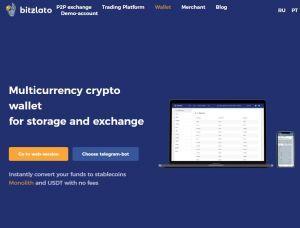 Bitzlato review wallet