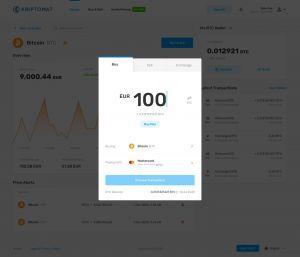 Kriptomat review new interface