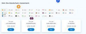 Kriptomat review buy bitcoin