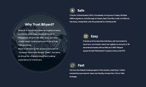 bityard review key features
