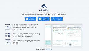 KuCoin arwen review