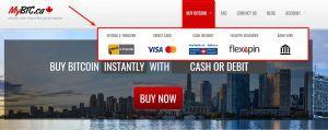 MyBTC.ca review