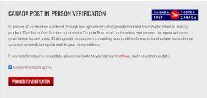 MyBTC.ca offline verification