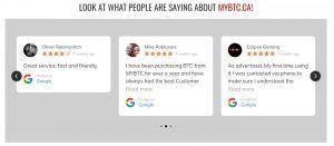 MyBTC.ca reviews
