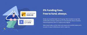 Netcoins funding method