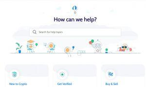 Coinmama review help center