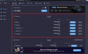 Prime XBT wallets review