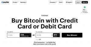 Paybis review