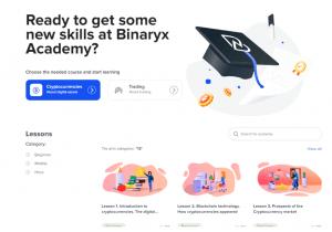 binaryx academy