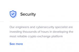 binaryx security