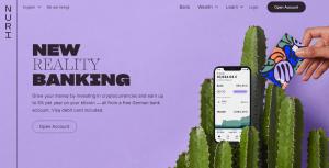 Nuri review homepage
