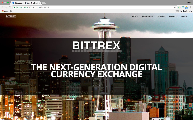 Bittrex Use Real Money