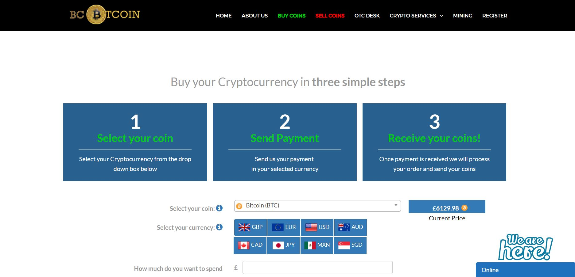 myriad cryptocurrency exchange