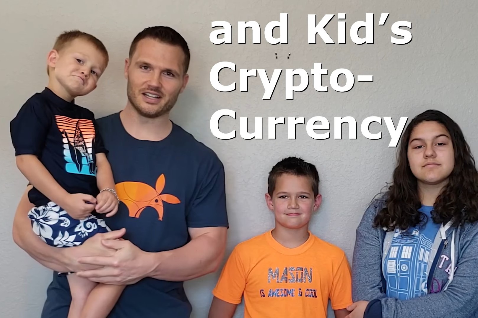 Times for kids cryptocurrency