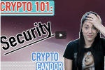 Lesson on crypto security by Crypto Candor
