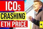 How ICOs are Crashing ETH Price