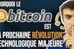 Crypto : Pourquoi le bitcoin est la prochaine révolution technologique majeure !