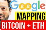 Google Mapping Bitcoin and Ethereum?
