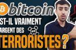 Crypto : Le Bitcoin est-il vraiment l'argent des terroristes ?