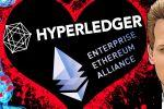 Romantiek: Ethereum Alliance + Hyperledger
