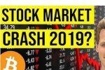 Stock Market Crash 2019? Bitcoin Effekt