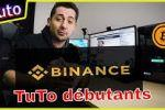 Binance Trading Bitcoin et Cryptos tuto débutants