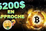 BITCOIN 5200$ EN APPROCHE !!!???