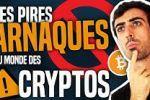 Bitcoin : Les pires arnaques du monde des cryptos !