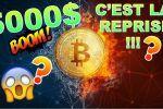 BITCOIN C'EST LA REPRISE !? btc analyse technique crypto monnaie