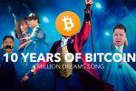 Happy Birthday Bitcoin - A Million Dreams Celebration Video